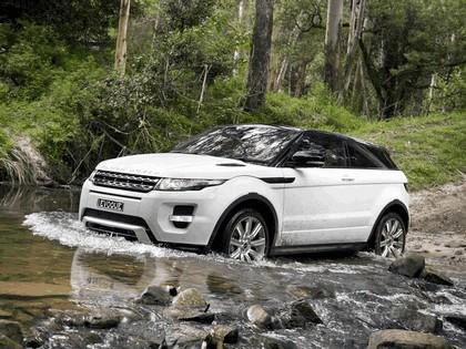 2011 Land Rover Range Rover Evoque Dynamic - Australian version 5