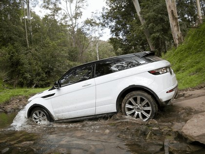 2011 Land Rover Range Rover Evoque Dynamic - Australian version 6
