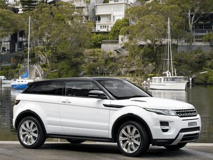 2011 Land Rover Range Rover Evoque Dynamic - Australian version 8