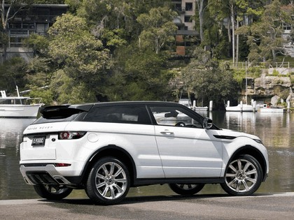 2011 Land Rover Range Rover Evoque Dynamic - Australian version 9
