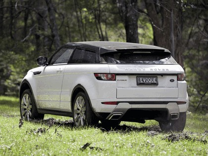2011 Land Rover Range Rover Evoque Dynamic - Australian version 12