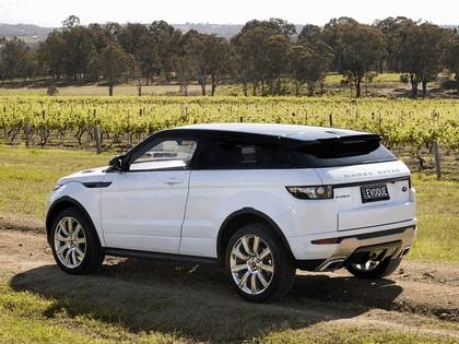 2011 Land Rover Range Rover Evoque Dynamic - Australian version 15