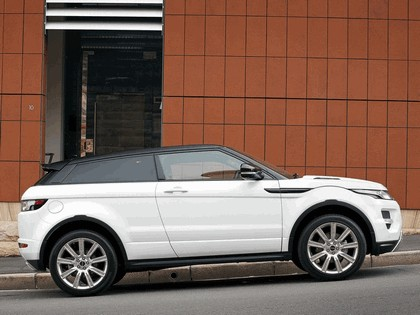 2011 Land Rover Range Rover Evoque Dynamic - Australian version 20