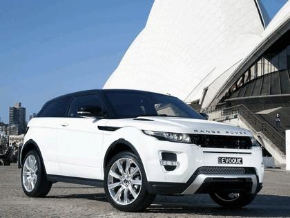 2011 Land Rover Range Rover Evoque Dynamic - Australian version 22