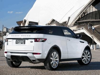 2011 Land Rover Range Rover Evoque Dynamic - Australian version 23