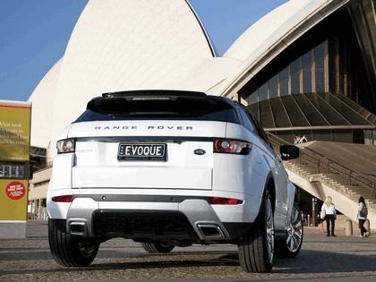 2011 Land Rover Range Rover Evoque Dynamic - Australian version 24