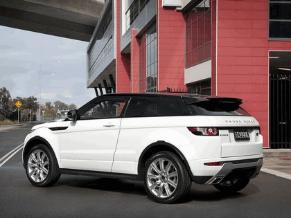 2011 Land Rover Range Rover Evoque Dynamic - Australian version 27