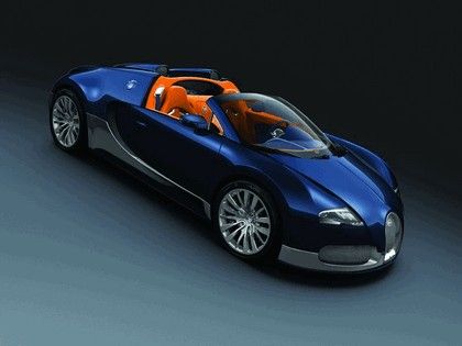 2011 Bugatti Veyron Grand Sport Middle East 2