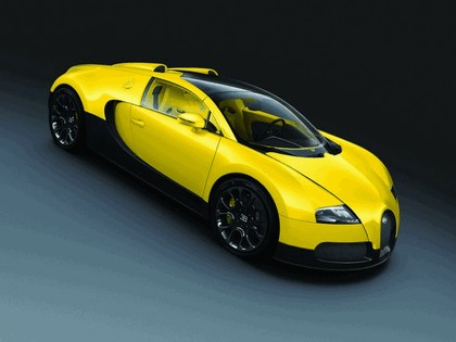 2011 Bugatti Veyron Grand Sport Middle East 7