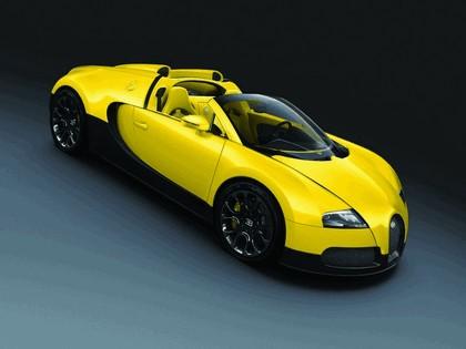 2011 Bugatti Veyron Grand Sport Middle East 8