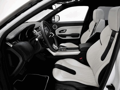 2011 Land Rover Range Rover Evoque by Startech 9