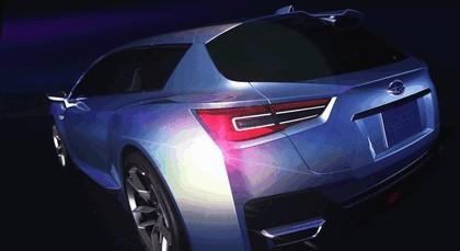 2011 Subaru Advanced Tourer concept 3