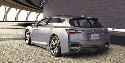 2011 Subaru Advanced Tourer concept 5