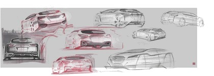 2011 Subaru Advanced Tourer concept 10