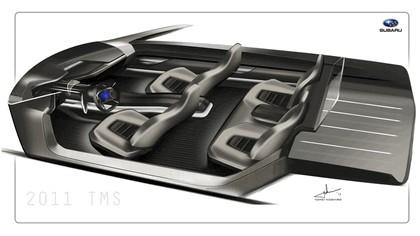 2011 Subaru Advanced Tourer concept 11