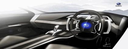 2011 Subaru Advanced Tourer concept 12