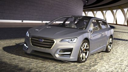 2011 Subaru Advanced Tourer concept 9