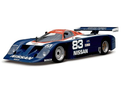 1985 Nissan GTP ZX Turbo 1