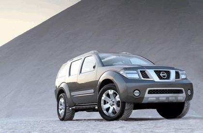 2003 Nissan Dunehawk concept 5