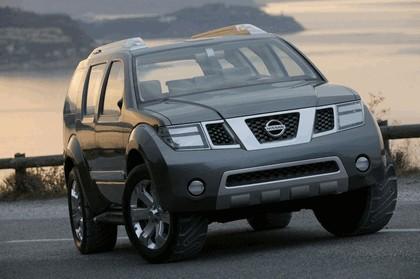 2003 Nissan Dunehawk concept 6