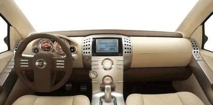 2003 Nissan Dunehawk concept 13