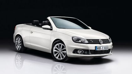 2011 Volkswagen Eos Sport & Style 4