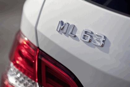 2011 Mercedes-Benz ML63 AMG 20