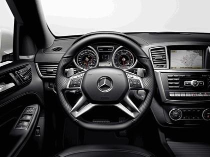 2011 Mercedes-Benz ML63 AMG 22