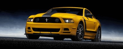 2013 Ford Mustang Boss 302 2