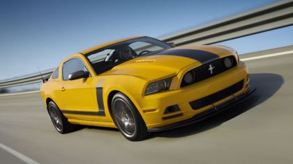 2013 Ford Mustang Boss 302 8