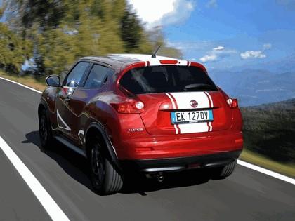 2011 Nissan Juke 190 HP Limited Edition 8