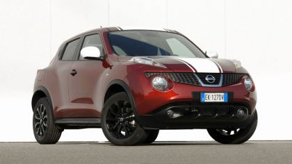 2011 Nissan Juke 190 HP Limited Edition 3