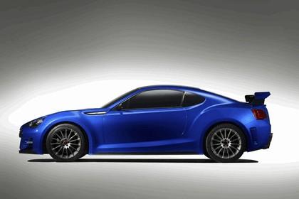 2012 Subaru BRZ concept STI 2