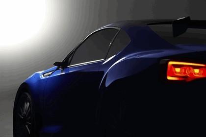 2012 Subaru BRZ concept STI 5