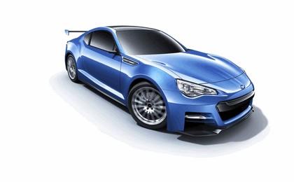 2012 Subaru BRZ concept STI 10