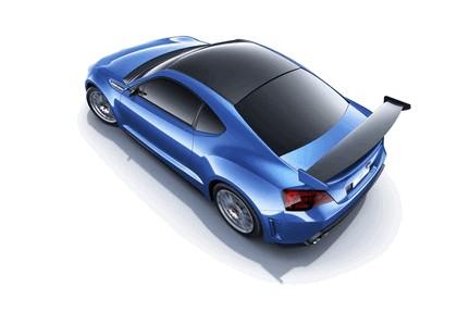 2012 Subaru BRZ concept STI 12