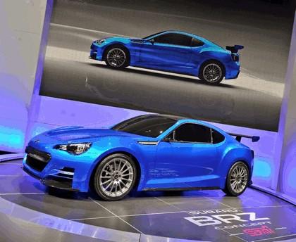 2012 Subaru BRZ concept STI 15