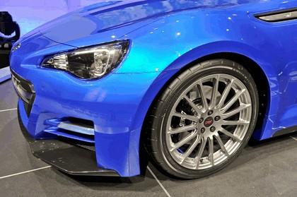 2012 Subaru BRZ concept STI 20