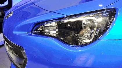 2012 Subaru BRZ concept STI 21