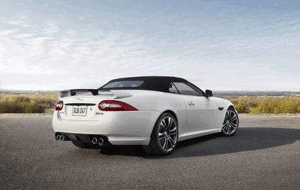 2012 Jaguar XKR-S convertible 5