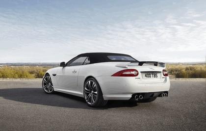 2012 Jaguar XKR-S convertible 6