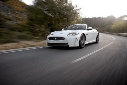 2012 Jaguar XKR-S convertible 10