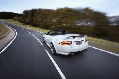 2012 Jaguar XKR-S convertible 11