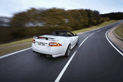 2012 Jaguar XKR-S convertible 12