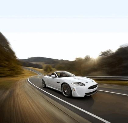 2012 Jaguar XKR-S convertible 14