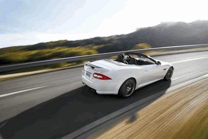 2012 Jaguar XKR-S convertible 15