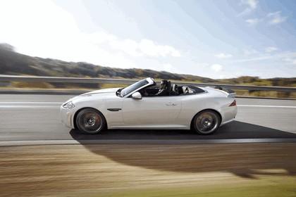 2012 Jaguar XKR-S convertible 16