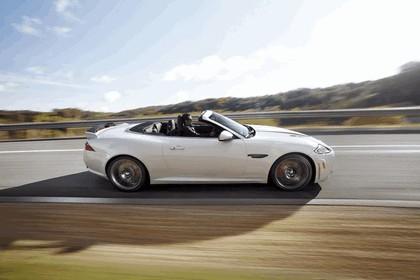 2012 Jaguar XKR-S convertible 17