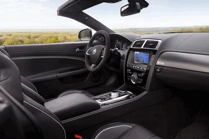 2012 Jaguar XKR-S convertible 23