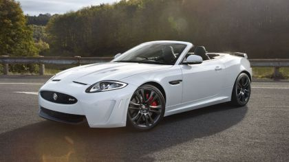 2012 Jaguar XKR-S convertible 5